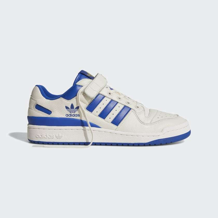 Adidas Forum Low Shuh Weiss Gr. 44 2 3