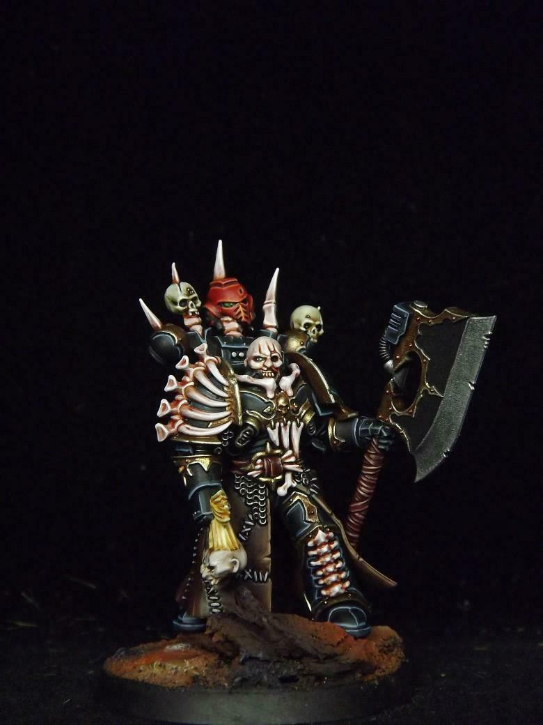 Warhammer 40K KPW Painted Master of Executions (Gallery Pre-order