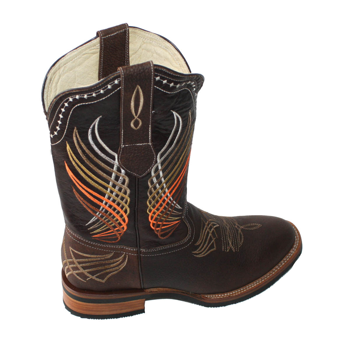 Men's Leather Cowboy Boots Animal Print  SPECIAL PRICE 99.99 Style #S0101