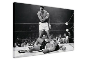 Image Is Loading Ali Boxing Legends Canvas Prints Pictures Wall