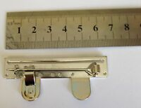 FULL SIZE MEDAL MOUNTING BROOCH BAR 2 SPACE  - BRAND NEW - FAST DISPATCH