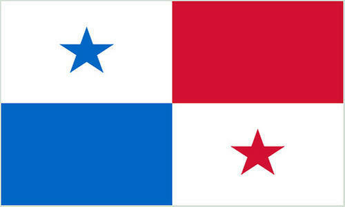 Panama 3/' X 2/' 3ft x 2ft Flag With Eyelets Premium Quality