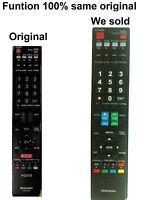 Sharp Replace Remote Lc-60le757u Lc-70le755u Lc-60le755u Lc-90le657u Lc-80le657u
