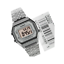 Casio-Vintage-LA680WA-7DF-Silver-Stainless-Watch-for-Women thumbnail 2