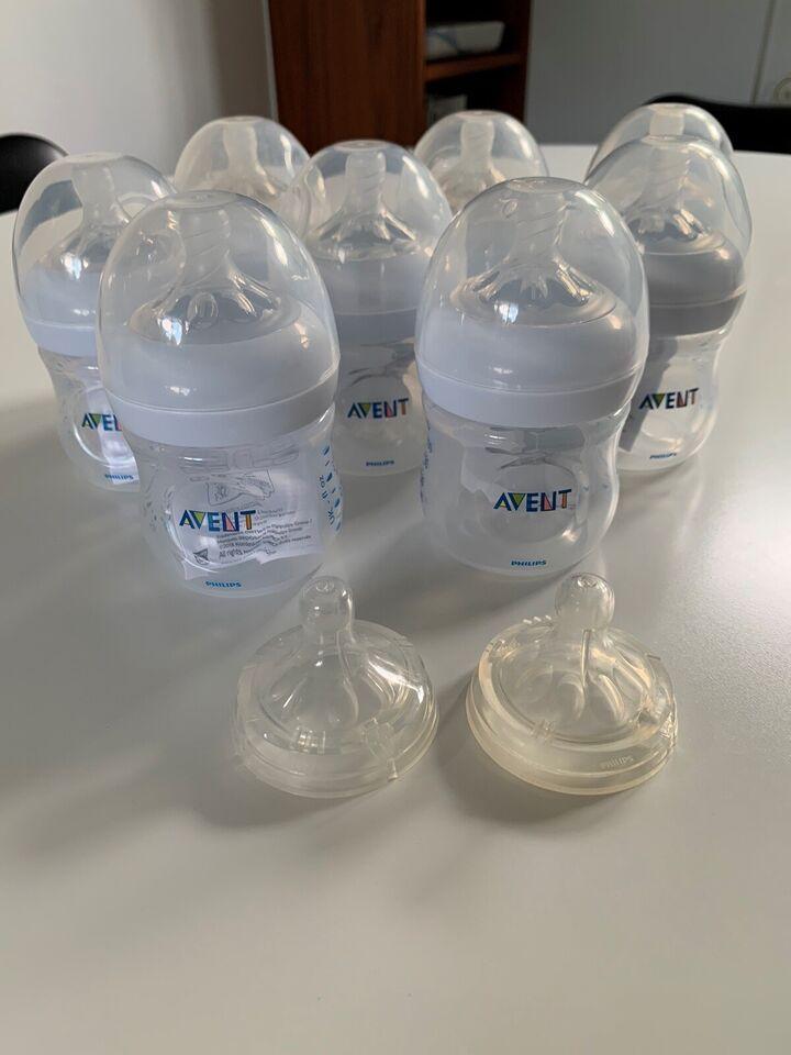 Sutteflaske, Philips Avent sutteflasker, Avent