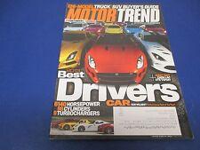 Motor Trend Magazine, November 2013, 2013 Best Drivers 126-Model Truck SUV Guide