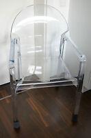 Magis Tosca Chair Sessel Stuhl Armlehnerstuhl Glasklar