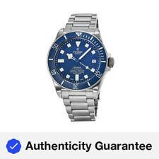 New Tudor Pelagos Blue Dial Automatic Titanium Men's Watch 25600TB