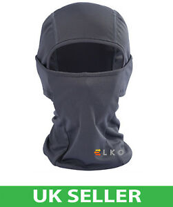 ELKO-Negro-Mascara-Pasamontanas-Bicicleta-Casco-Invierno-Calido-Estilo-Ejercito-Under-Calentador-Del