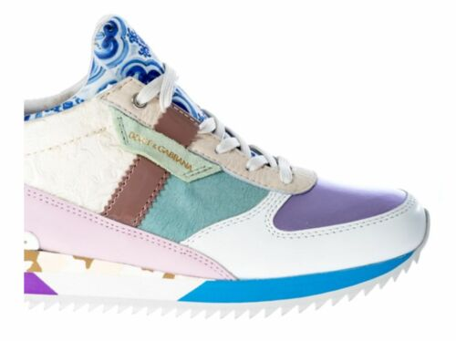 Dames Ck0006 Patchwork 40 Maat DolceGabbana Sneakers 8039 5 n0N8wm