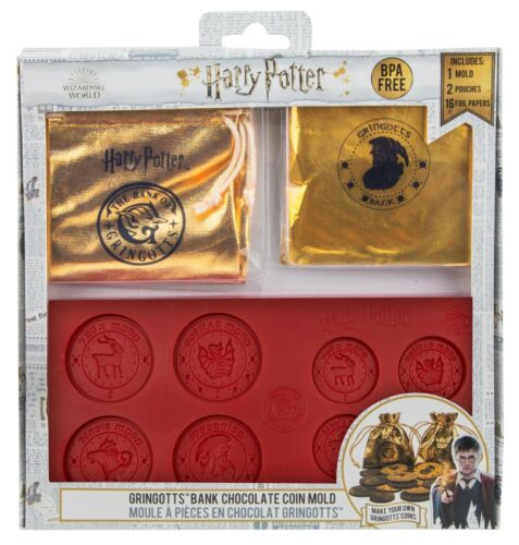 Harry Potter CineReplicas Moule à Pièces de Banque Gringotts en chocolat