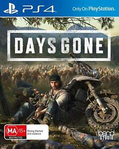 Days-Gone-PS4-Playstation-4-Brand-New-Sealed