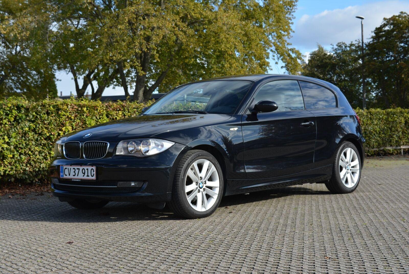 BMW 116i 1,6 Advantage 3d