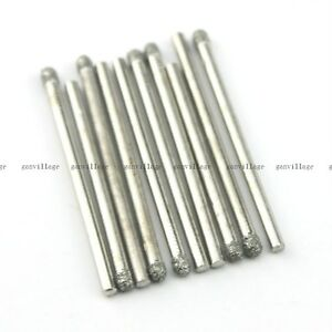 10 Pieces 3mm 1 8 Quot Inch Diamond Coated Drill Bit Hole Saw