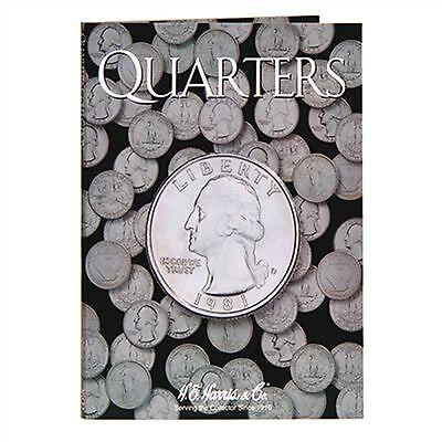 Harris Plain Cent Coin Folder #2676 H.E