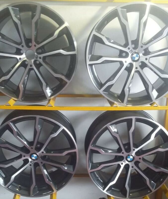BMW X3 latest model 5/112 brand new mags wheels for sale narrow and wide