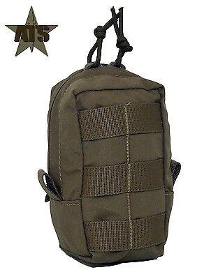 ATS Tactical Mini Upright GP Pouch-Multicam-Coyote-Ranger-Black-Wolf-Kryptek
