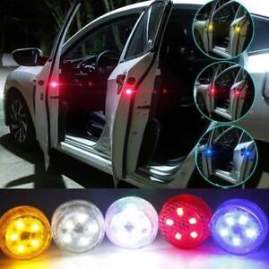 2pcs-Car-Door-Warning-Light-5-LED-Wireless-Safety-Anti-collision-Alarm-Lamp