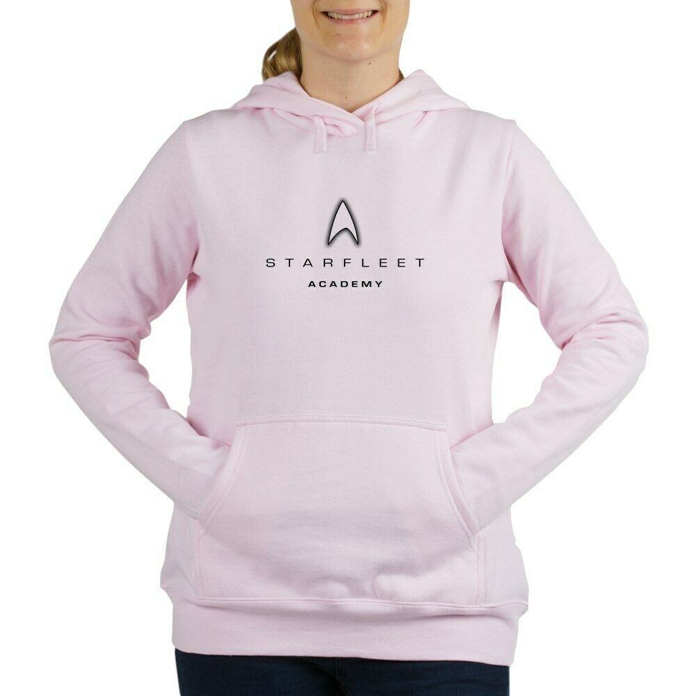 CafePress Starfleet Academy_Light. Women's Hooded Sweatshirt (1694089651)