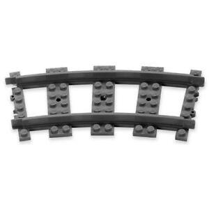 Lego-Binari-Curva-1-Pezzo-Nuovo-Per-7897-7898-7938-7939-3677-Curve