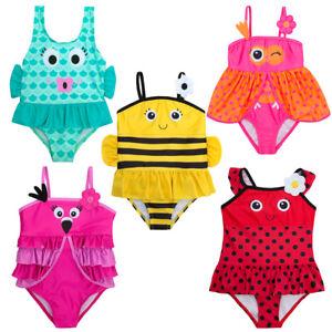 Babytown-Baby-Girls-Novelty-Swimming-Costume