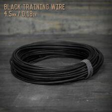 9ft American Bonsai 4.5mm Black Aluminum Training Wire