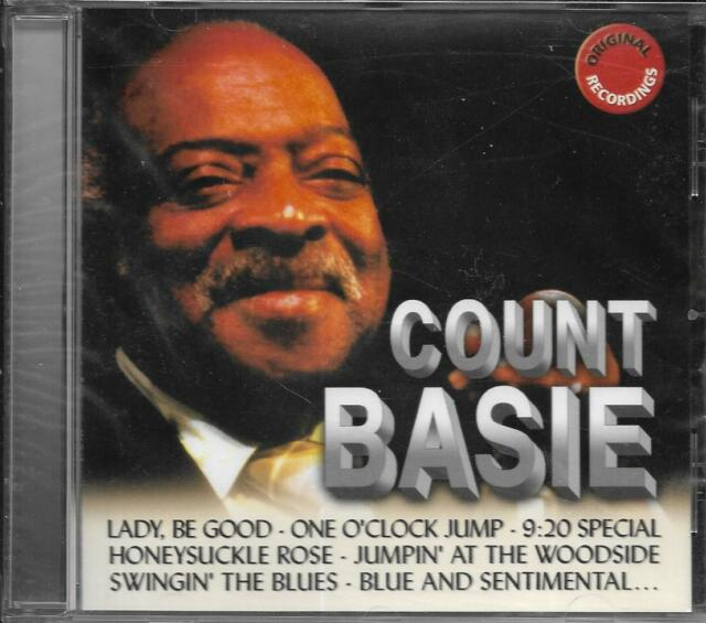 CD COUNT BASIE 18T  BEST OF 2005 NEUF SCELLE