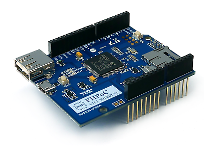 P4S-348 R2 phpoc Ethernet//Wifi programmable Ito Bouclier pour Arduino US