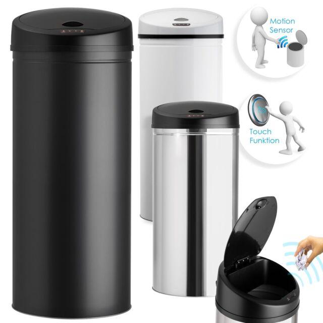 Kesser® Automatik Sensor Mülleimer Abfalleimer EDELSTAHL