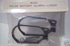 VINTAGE BATTERY CLAMP SCHUMACHER CAT XL XLS TRC 10 & 12 SCALE NOS RC CAR PARTS