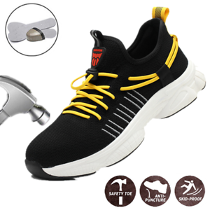 Womens Safety Shoes Steel Toe Cap Work