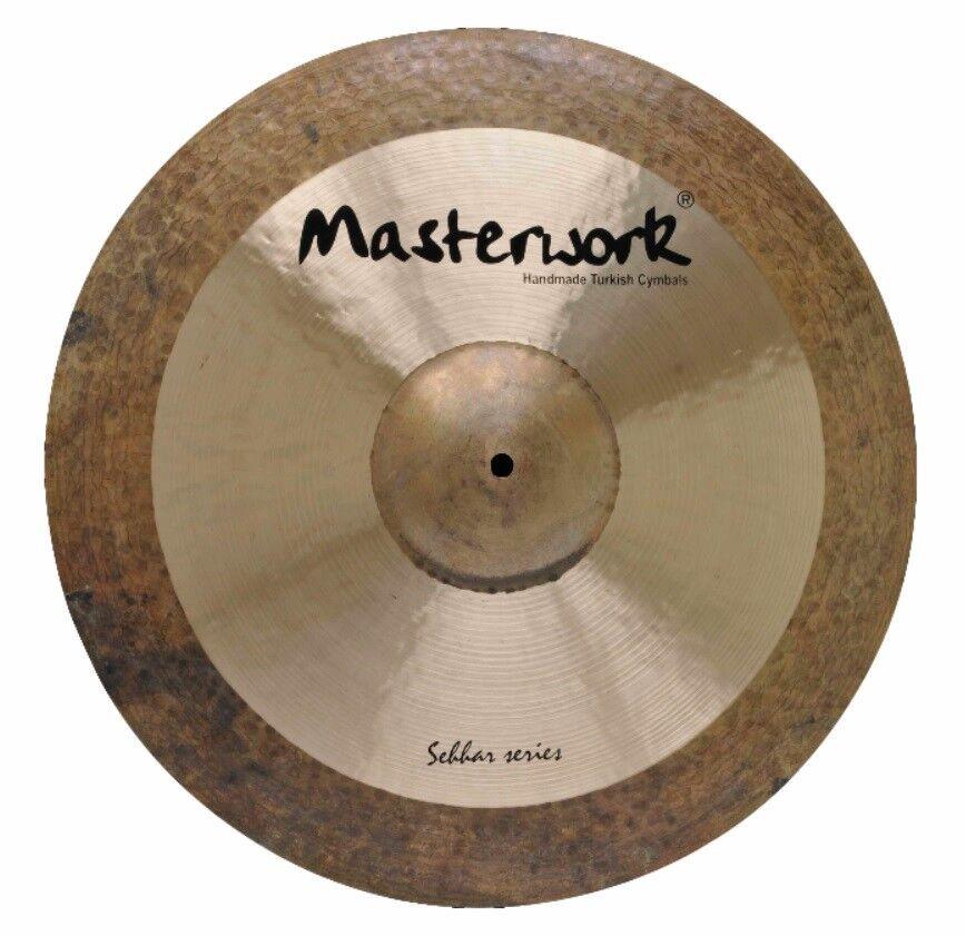 Masterwork Cymbals Sehhar Series 16-inch Sehhar Crash Extra Thin