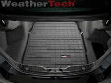 WeatherTech Cargo Liner Trunk Mat for BMW M5 (F10/F11) - 2013-2016 - Black