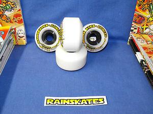 Rainskates Stingers 62mm 101a D//C skateboard wheels