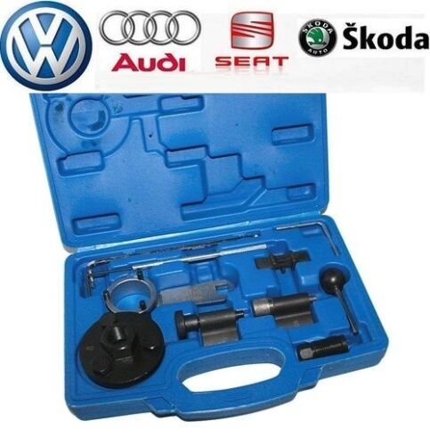 VW Sharan 1.9 2.0 TDI PD VAG Diesel Engine Crank Crankshaft Timing Lock Tool Set