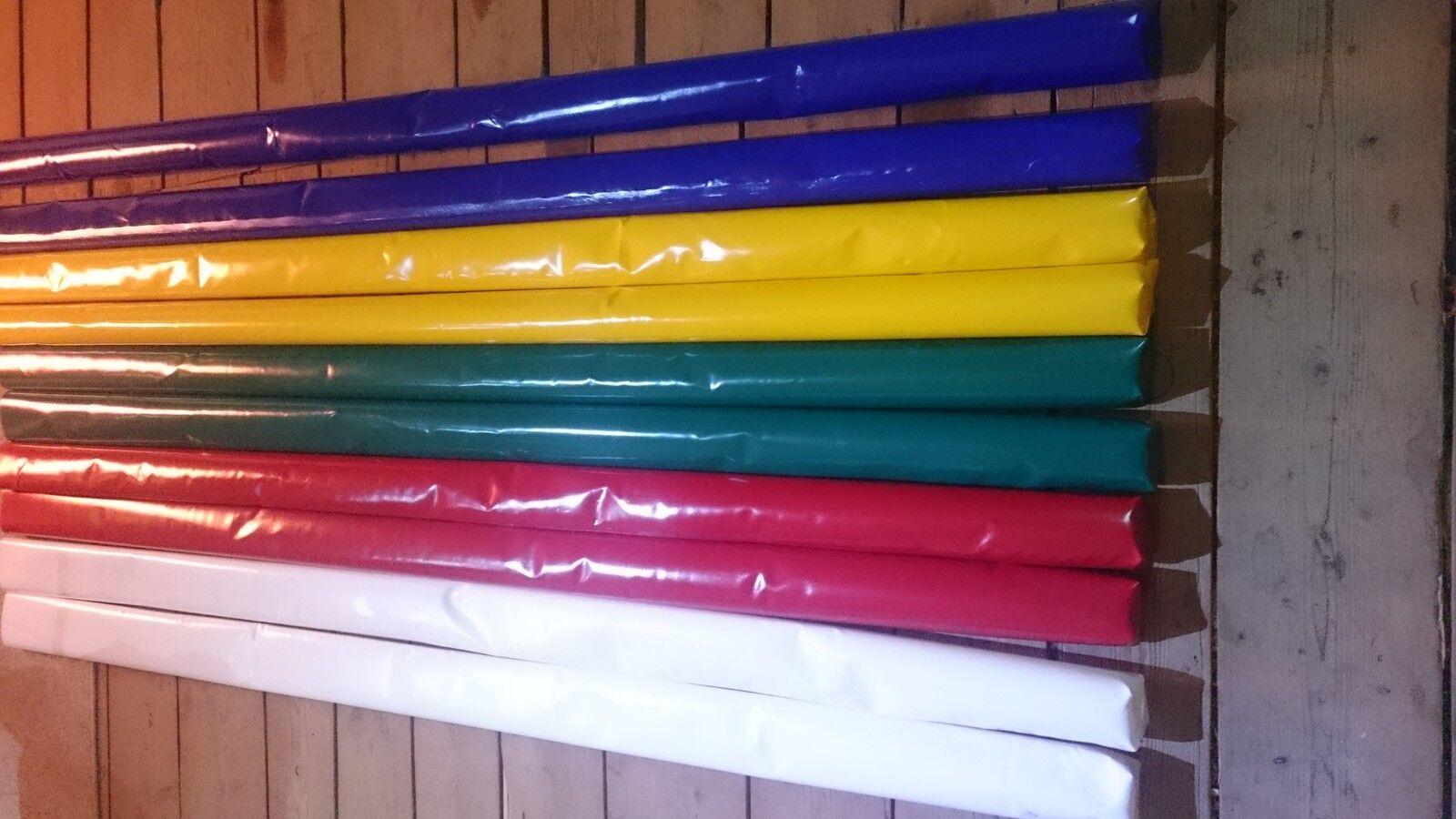 8 Bodenarbeit Stangen 4x Blau 4x Gelb Trabstangen 3,2m Trabstangen Gelb für equikinetic 8e5d1a