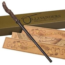 Universal Wizarding World Of Harry Potter Ollivander's Interactive Hazel Wand