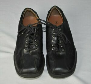 casual black dress shoes state street brand size 6 mens  ebay