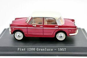 Coche-Auto-Fiat-1200-Luz-Del-Dia-NOREV-Escala-1-43-diecast-miniaturas-Coleccion