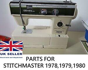 Original Stitchmaster 1980,1979,1978 Sewing Machine Replacement Repair Parts
