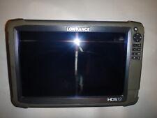 Lowrance HDS-9 Gen3 Insight USA Fishfinder//Chartplotter No Transducer LOWRANCE