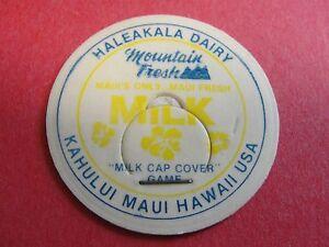 Vintage-Milk-Bottle-Caps-from-Haleakala-Dairy-Kahului-Maui-Hawaii-USA