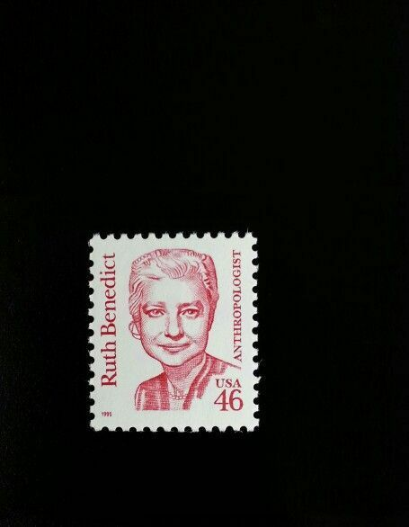 1995 46c Ruth Benedict, Anthropologist Scott 2938 Mint
