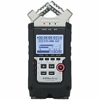 Pro Digital Multitrack Recorder 4 Channel Built-in Stereo Microphones Usb Audio