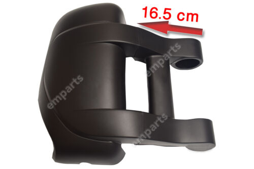 Renault Master Door Wing Mirror LONG Cover Back Front Arm Right Side O//S 2010 On