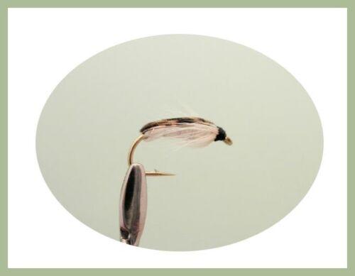 aylotts /& KILLER Bug misto 10//12//14 NINFA trota pesca Mosche 12 corixa