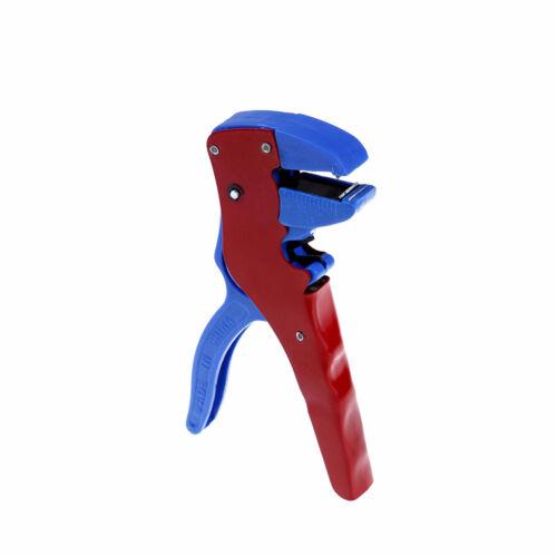 Automatic Self Crimper Strip Cutter Adjust Cable Wire Stripper Terminal Tool xk