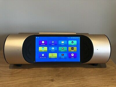 Bluetooth Smart Android Speaker Miro Zbinno! Gold Sold Out!
