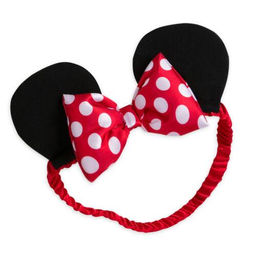 Disney Authentic Minnie Mouse Baby Bodysuit /& Headband 3 6 9 12 18 24 Months