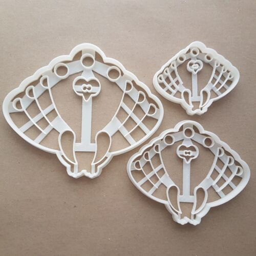 Peacock Paon Faisan Forme Cookie Cutter pâte biscuit pâtisserie TIMBRE Sharp
